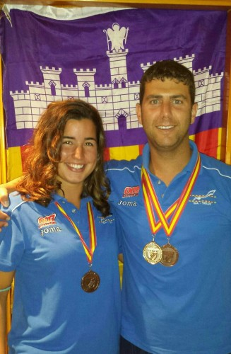 Campeonato de España de natacion con aletas