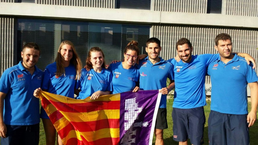 Campeonato de España de natación con aletas