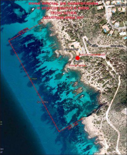 IV OPEN CLUB NÁUTICO EL ARENAL  (TROFEO SAPEMA)   CAZAFOTOSUB EN APNEA  2017  (1a. Prueba puntuable Cto. Mallorca 2017)