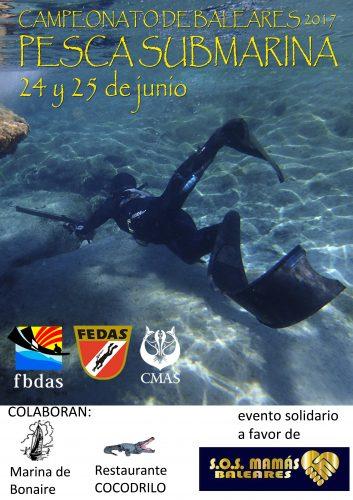 Pescasub: Campeonato de Baleares individual