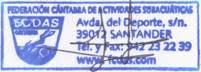 Información del Campeonato de España de Pesca Submarina por Equipos