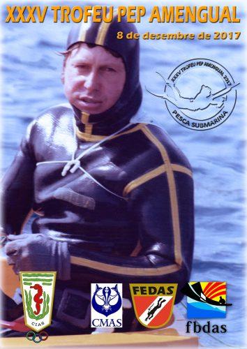 Pescasub- OPEN, XXXV Trofeu Pep Amengual