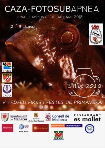 CAZAFOTO, FINAL CAMPEONATO DE BALEARES, V trofeu fires i festes de primavera