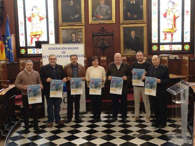 Presentación Semana Master de pesca submarina 2019