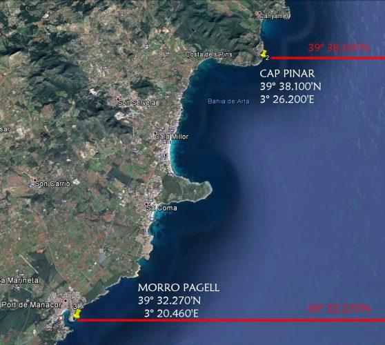 Pesca submarina, Campeonato Baleares Individual y Trofeu Fires i festes