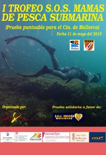 1º trofeo S.O.S. mamás de pesca submarina