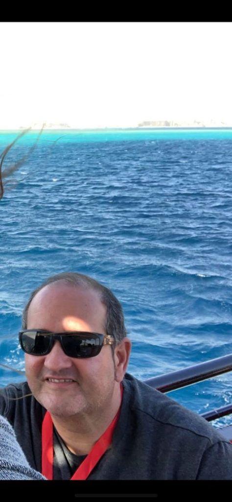 Condolencias por el fallecimiento de Gustavo Serrano, pescador submarino y socio del Club ComoPeces