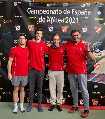 Campeonato de España de Apnea