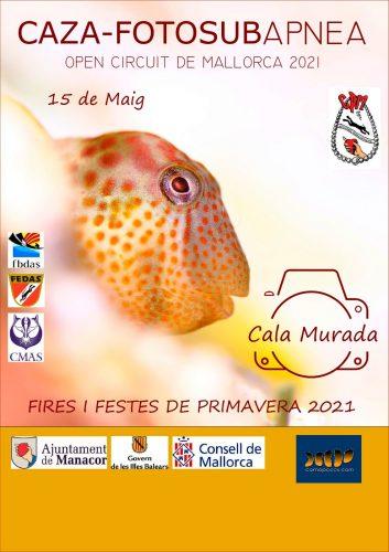 OPEN CLUB PERLAS MANACOR CAZAFOTO 2021