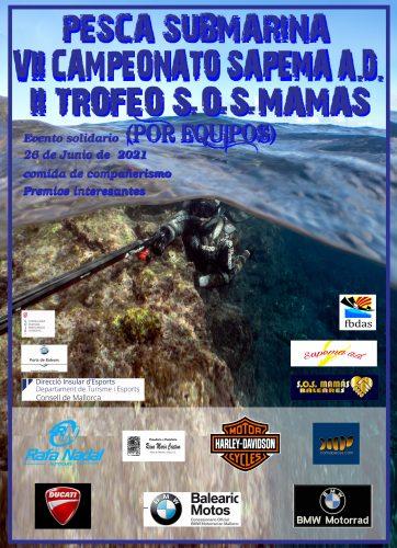 VII Campeonato Sapema A.D., 2º trofeo S.O.S. MAMAS